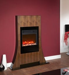 Buy Celsi electric fires online from Direct Fireplaces. Wall-mounted fire, inset fires & full suites from Celsi at amazing prices. Electric Fire Suites, Electric Fireplace Suites, Electric Fires, Real Fire, Fire Surround, Stove Fireplace, Autumn Inspiration, Interior Design Inspiration, Household
