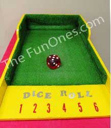 Dice Roll Carnival Game