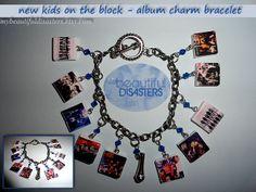New Kids on the Block NKOTB  Album Cover by MyBeautifulDisasters, $18.50