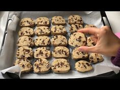 Freezer Cookies, Party Fotos, Icebox Cookies, Cookie Recipes, Cereal, Muffin, Food And Drink, Make It Yourself, Breakfast