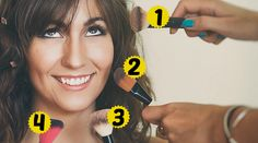 4 usos secretos do pó compacto que vão facilitar (e muito) sua maquiagem