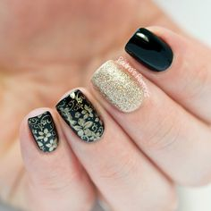 Amazing Nail Art Show For Februrary (1) (via Bloglovin.com )