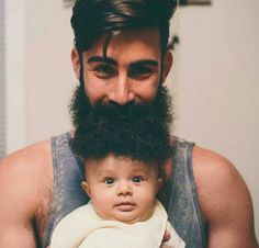 Bearded Dads Are The Best! #BeardedDads Beard Meme From Beardoholic.com