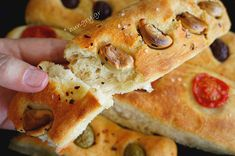 Μπαγκέτες χωρίς Ζύμωμα Baguette, Bread, Om, Brot, Baking, Breads, Buns