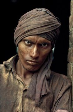 Portrait by Steeve McCurry