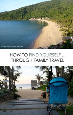 How to find yourself ... through family travel. *interesting perspective