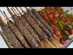 Adana Kebap - Evde Şiş Kebap Nasıl Yapılır -- Includes English subtitles - YouTube Turkish Fashion, Turkish Style, Turkish Delight, Kebabs, Homemade Beauty Products, Asparagus, Food Photography, Health Fitness, Make It Yourself