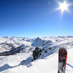 Pic de Chabrières. #Vars #VarsFob #HautesAlpes #TourismePACA #Alps #FrenchAlps #Alpes #Montagne #Ski #Vacances