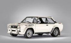 1978 Fiat-Abarth Rally 131 Supermirafiori.