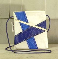 Valentine Gift Cross Body Bag Small Shoulder Bag by HoistAwayBags, $45.00