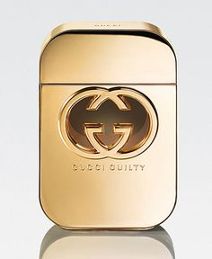 Gucci Guilty intense is my new favorite perfume! A warm & slightly spicy floral.