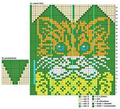 Жаккардовые узоры для варежек спицами (схемы) Vase, Diagram, Vases, Jars