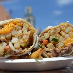 Eat like a local! 12 great places to get a burrito in San Diego... #mexicanfood #yum!