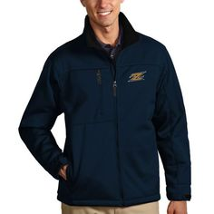 Akron Zips Antigua Traverse Full-Zip Jacket - Navy - $99.99