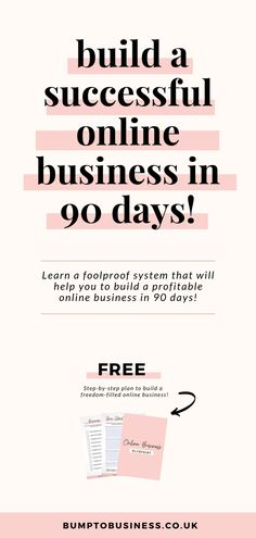 Want to build a successful, profitable, impactful online business?   Fed up with googling 'how do I make money online' and D.I.Ying your way through building a business?  This freebie will help you to create a foolproof business model that will bring in consistent clients and income, even if you're a newbie! Make Money Online, How To Make Money, Building A Business, Successful Online Businesses, Ticks, Extra Money, Bump, How To Plan, Learning