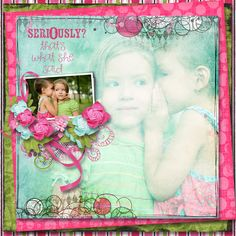 He Said...She Said by Fayette Designs - Digishoptalk - The Hub of the Digital Scrapbooking Community