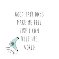 Good hair days are definitely the sweetest days. Who agrees? #hair #hairbotox #hairbeauty #sweethairusa