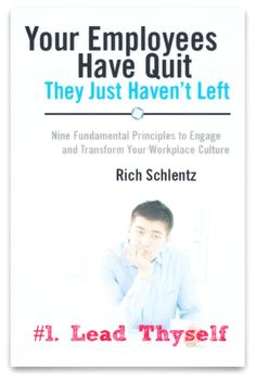Your Employees Have Quit ... They Just Haven't Left - Rich Schlentz - http://extraordinaryinc.com/  Photo filter courtesy of @Pinstamatic