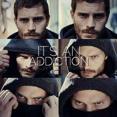 Jamie Dornan ♡ vs. Paul Spector in The Fall