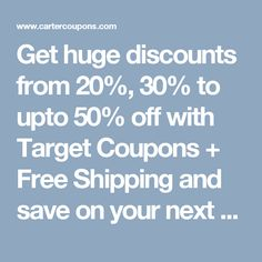 37 best coupons promo codes images on pinterest january 2018 target discount coupons promo codes 2018 fandeluxe Choice Image