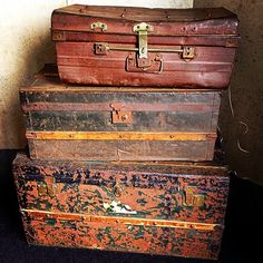 Hotel New York Rotterdam. Suitcases in the hotellobby. Photo: @graafjes1