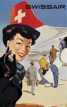 Swissair.