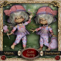 Meine Bastelwelt: Cutie Spring - Tubes
