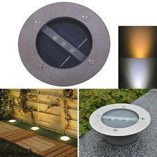 Sanft Led Solar Garten Licht Dekoration Outdoor Pfad Pebbles Stones Led Rock Licht Wasserdichte Zaun Auffahrt Gehweg Solar Lampe Licht & Beleuchtung