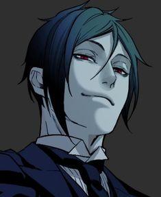 Black Butler Sebastian, Black Butler 3, Black Butler Anime, Ciel Phantomhive, Anime Manga, Anime Guys, Black Butler Cosplay, Nose Bleeds, Version Francaise