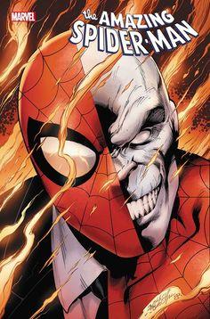 The Amazing Spider-Man vol 5 #67 | Cover art by Mark Bagley, John Dell & Brian Reber Buy Comics, Marvel Comics, Spider Man 2018, Mole Man, Comic Art, Comic Books, Dragon Comic, Mark Bagley, Hobgoblin