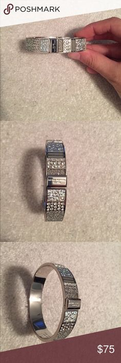 Henri Bendel Silver Cuff Bracelet Beautiful Henri Bendel silver cuff bracelet. Only worn once, in excellent condition, price tag still attached. Originally $158. henri bendel Jewelry Bracelets
