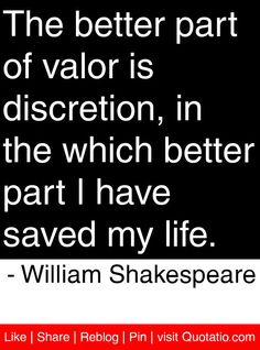 Discretion Is The Better Part Of Valour Essay About Myself - image 3