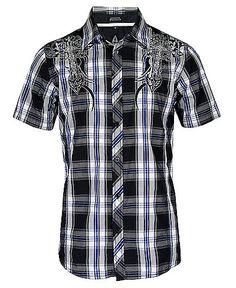 Roar Choice Button Front Shirt