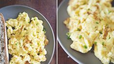 Recipe of the Week: Scrambled Eggs