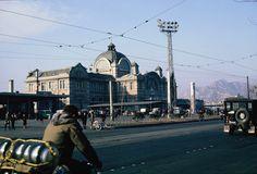 Seoul Station 1966 | Photo by Kathryn McNeil.