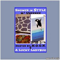 Shower in Style #Giveaway