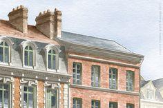 Histoire et Patrimoine immobilier Lemonnier Architecte rénovation manufacture…