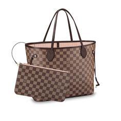 cdac1a96a1 View 5 - Damier Ebene HANDBAGS Business Bags Neverfull MM