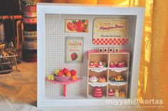 Quilled bakery