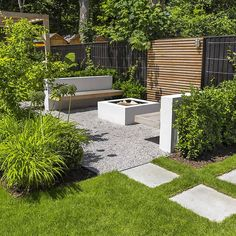 Stunning Contemporary Garden
