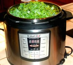 My new kitchen buddy:  Instant Pot electric pressure cooker review
