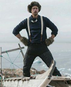 Alexander Skarsgård for Save the Arctic. Funny or Die