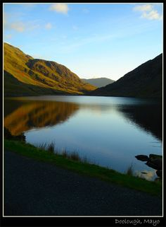Black Lake, Mayo, Ireland Copyright: Fiona Campbell
