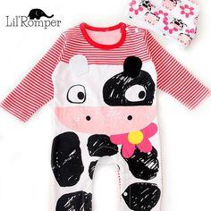 Isn't this CUTE?! Shop today at LilRomper.com 💕