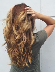 50 Gorgeous Long Layered Hairstyles hairstyles long for long long hairstyles hair braids hair curls hair cut with layers hair ideas hair styles hair volume long hair Long Curly Hair, Long Hair Cuts, Curly Hair Styles, Natural Hair Styles, Wavy Hair Perm, Long Layered Haircuts, Layered Hairstyles, Famous Hairstyles, Gorgeous Hairstyles