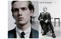 Notes of a Day by Willy Vanderperre | Dior Homme Fall 2014 Campaign