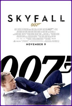 Skyfall (2012). Bond skillfully blends the plots of Mission Impossible and Home Alone.with panache.