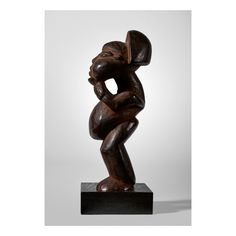 BAMILEKE-BATIE FIGURE, CAMEROON | African Art from the Collection of Sidney and Bernice Clyman | Sotheby's National Museum, African Art, Art Museum, Sculpture, Collection, Museum Of Art, Sculptures, Sculpting, Statue