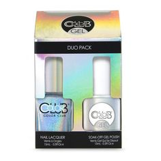 Color Club Blue Heaven Gel Duo Pack | Live Love Polish