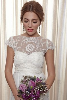 Belle Ivoire Bridal Collection By Anna Campbell (Plus Behind The Scenes Snaps)